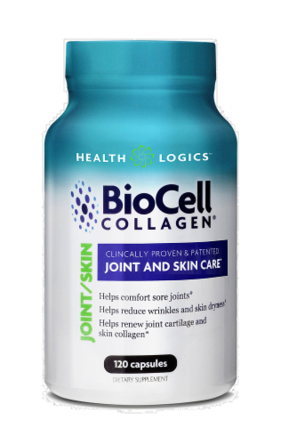 Health Logics BioCell Collagen Joint & Skin Care Perspective: front