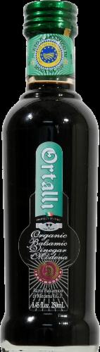Ortalli Organic Balsamic Vinegar Perspective: front