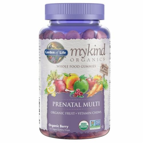 Garden of Life Prenatal Multi Vitamin Chews Perspective: front
