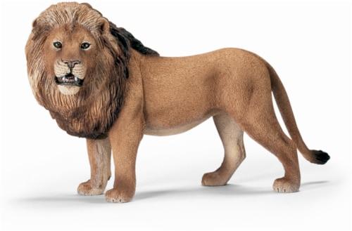 Schleich Lion Perspective: front