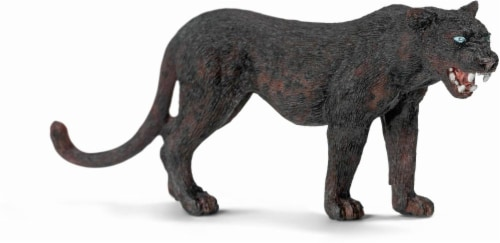 Schleich Black Panther Figure Perspective: front