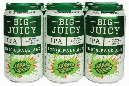 No-Li BewHouse Big Juicy India Pale Ale Perspective: front