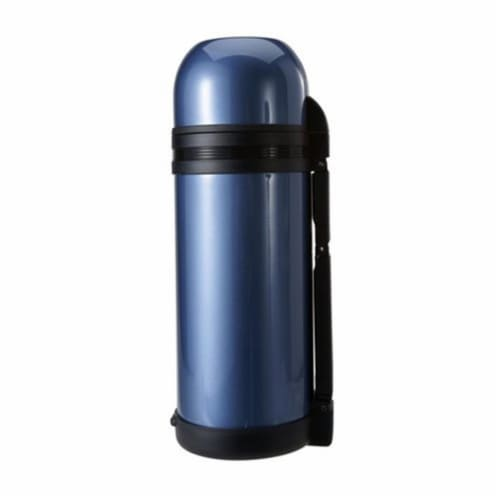 Timolino 51 oz. Alpine Insulated Vacuum Bottle - Aqua Blue Perspective: front