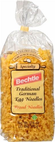 Bechtle Traditional German Egg Noodles Perspective: front