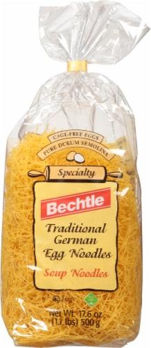 Bechtle Thin Soup Noodles Perspective: front
