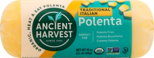 Ancient Harvest Traditional Italian Gluten Free Polenta Perspective: front