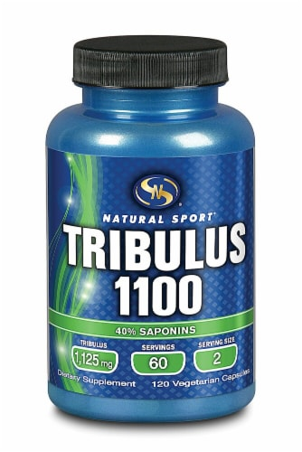 Supplement Training Systems  Tribulus 1100 Perspective: front