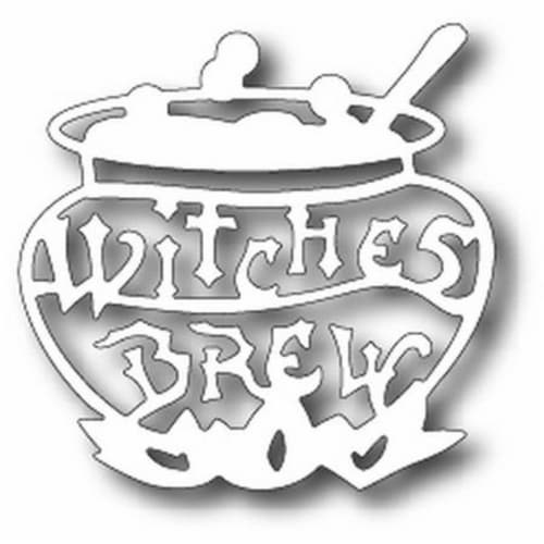 Tutti Designs - Dies - Witches Brew Perspective: front