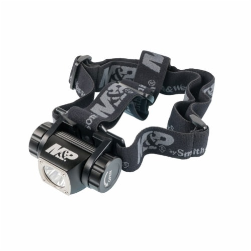 M&P by Smith & Wesson 110152 M and P Accessories Delta Force HL 3xAAA Perspective: front