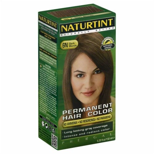 Naturtint Dark Blonde Hair Color Perspective: front