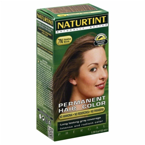 Naturtint 7N Hazelnut Blonde Permanent Hair Color Perspective: front