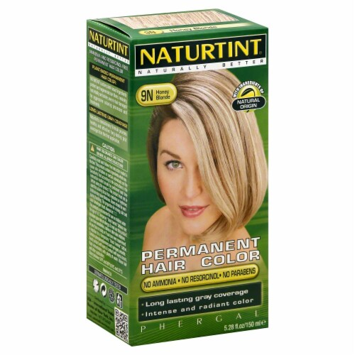 Naturtint Honey Blonde Hair Color Perspective: front