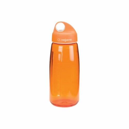 Nalgene 342033 N-Gen Wide Mouth Bottle, Tri-Color - 24 oz Perspective: front