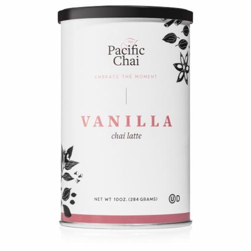 Pacific Chai Vanilla Chai Latte Perspective: front