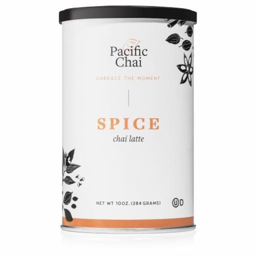 Pacific Chai Spice Chai Latte Perspective: front