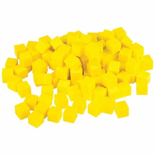 Foam Base Ten Ones Cubes Perspective: front