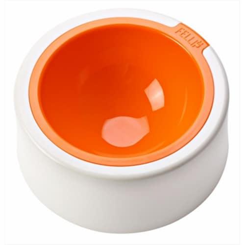 Kaleido 5.5 In. Supreme Pet Bowl  Citrus Perspective: front