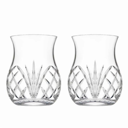 Dublin Reserve Whisky Glass Perspective: front