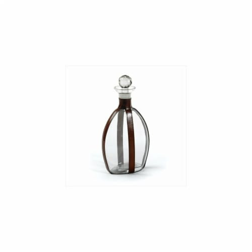 Deco Home Quogue Decanter Perspective: front