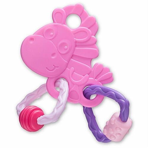 Clopette Activity Teether Perspective: front