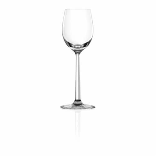 Lucaris Shanghai Soul Liquor Glass - 2.7 oz. Perspective: front
