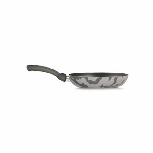 Lancaster Commercial Products  Camouflage Bio-Ceramix Nonstick High Fry Pan - 10.25 in. Perspective: front