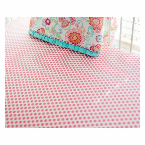 Gypsy Baby Changing Pad Cover Perspective: front