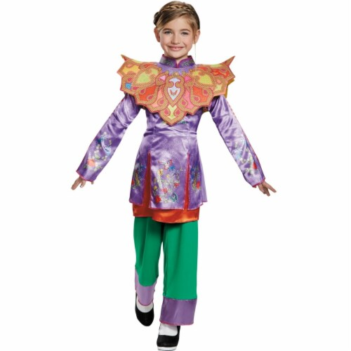 Alice Asian Look Child Costume, Size 7-8 Perspective: front
