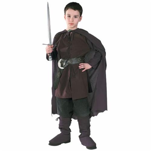 Aragorn Child Costume, Medium Perspective: front