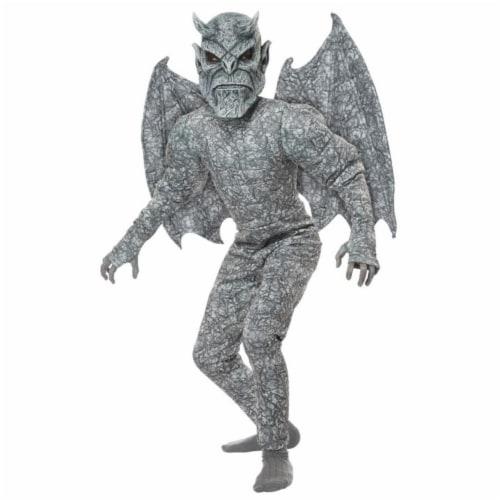 Ghastly Gargoyle Child Kids Costume, Large Perspective: front