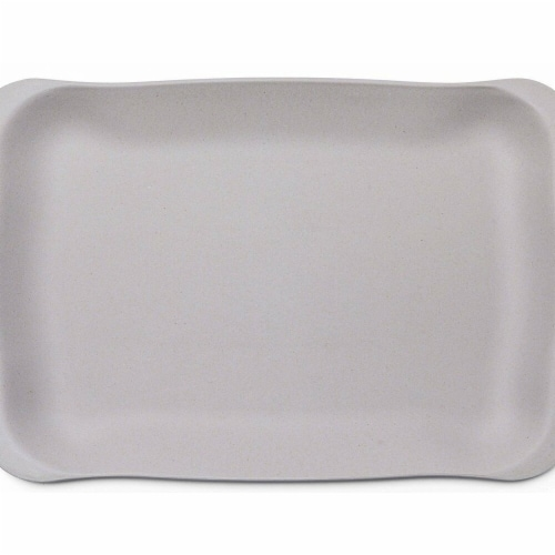 17 x 11 in. Serving Tray, Dove Perspective: front