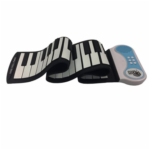 Rock And Roll It Piano Flexible Perspective: front