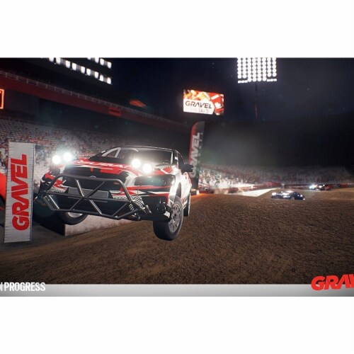 1Gravel 1987-1990 Dodge Colt Xbox One Game Perspective: front