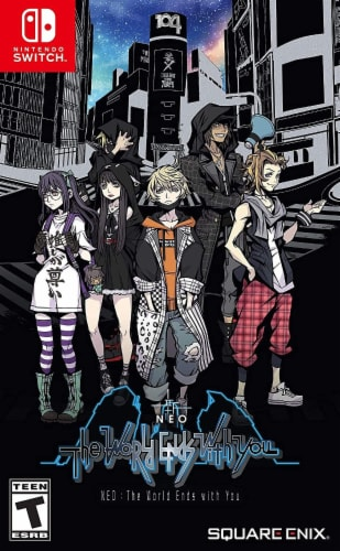Neo: The World Ends With You (Nintendo Switch™) Perspective: front