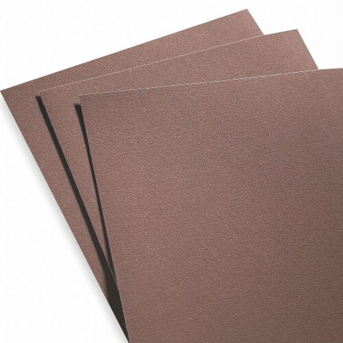 Norton Sanding Sheet,11x9 In,60 G,AlO,PK25 HAWA 66261101861 Perspective: front