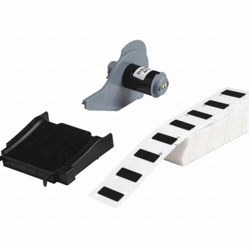 Brady Label Cartridge,Black,1-1/16 In. W  M71EP-171-593-BK Perspective: front