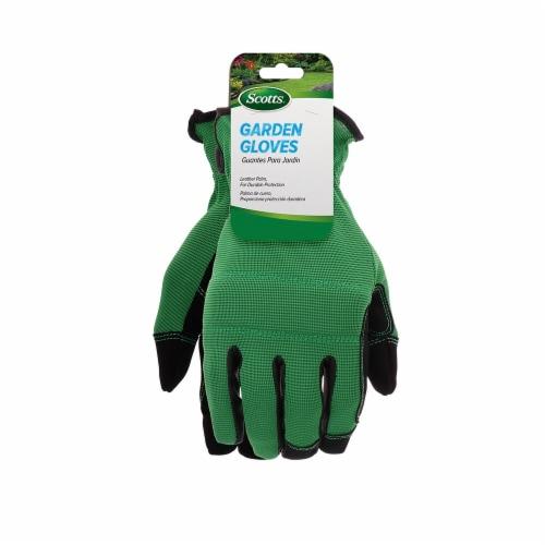 Scotts® Hi-Dex Gloves - Green Perspective: front