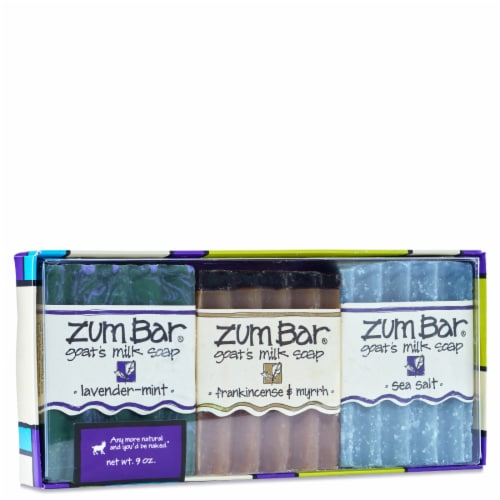 Zum Indigo Wild® Best Sellers 3-Bar Box Perspective: front