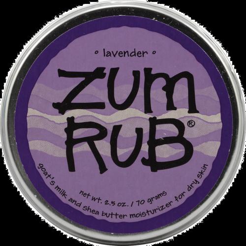 Zum Rub Lavender Moisturizer Perspective: front