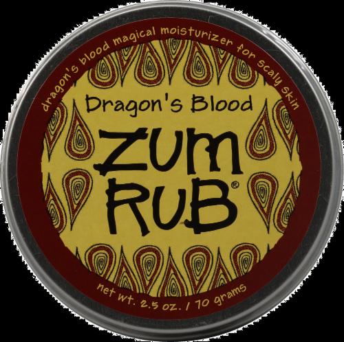 Zum Rub Dragon's Blood Moisturizer Perspective: front