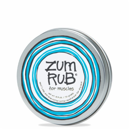 Zum Rub® for Muscles Moisturizer Perspective: front