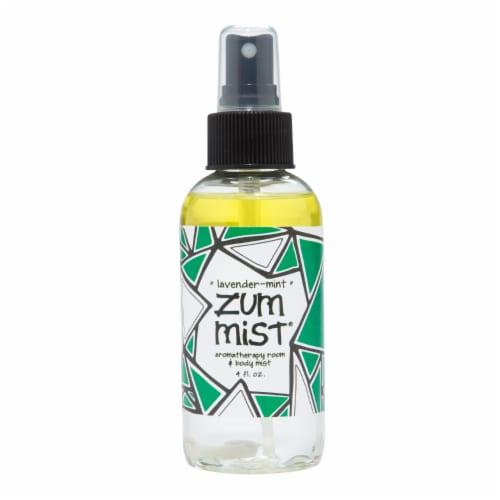 Zum Mist® Lavender Mint Aromatherapy Room & Body Mist Perspective: front