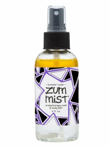Zum  Mist Aromatherapy Room & Body Mist Cedar-Lavender Perspective: front