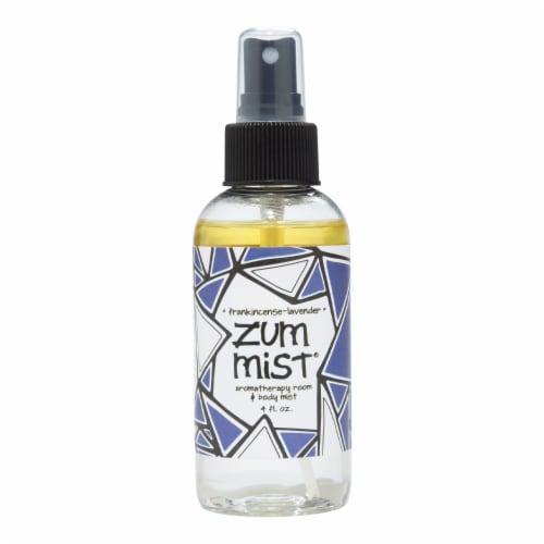 Zum Mist Frankincense-Lavender Spray Perspective: front