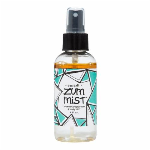 Zum Mist Sea Salt Aromatherapy Room & Body Mist Perspective: front