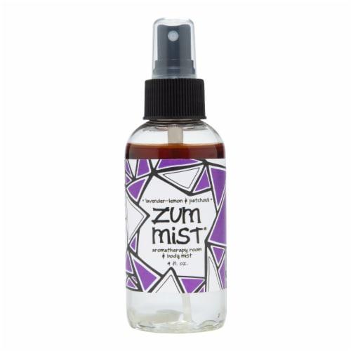 Zum Lavender Lemon and Patchouli Oil Perspective: front