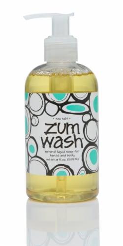 Zum Sea Salt Wash Hand & Body Soap Perspective: front