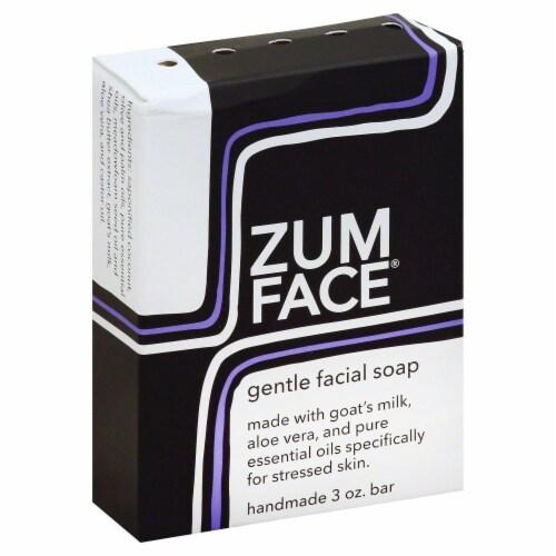 Zum Face Gentle Facial Soap Perspective: front