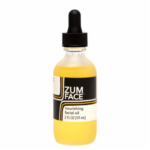 Zum Nourishing Facial Oil Perspective: front