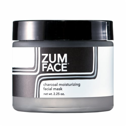 Zum Face Charcoal Moisturizing Face Mask Perspective: front